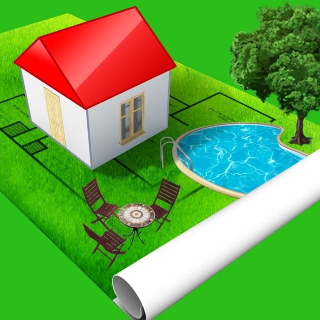 Home design 3d outdoor garden on the app store for Home design 3d outdoor garden mod