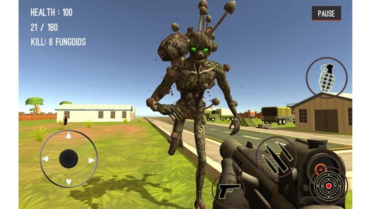 Monster Hunting City Shooting screenshot-3