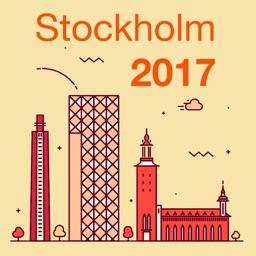 Стокгольм 2017 — офлайн карта, гид, путеводитель!