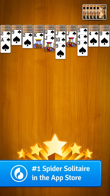 Spider Solitaire MobilityWare screenshot-4