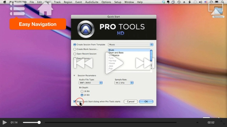 Course For Pro Tools 101 - Core Pro Tools 9 screenshot-3