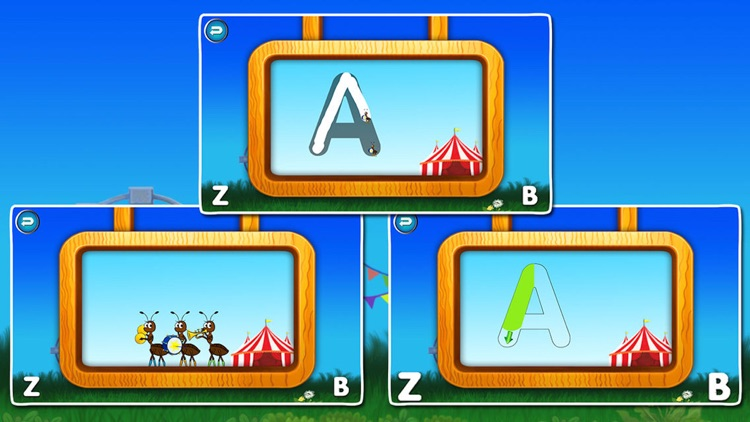ABC Circus-Alphabet & Number Games for kids