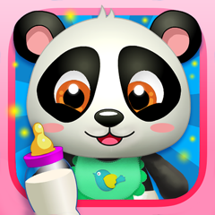 Sweet Baby Panda Day Care - for Kids Boys & Girls