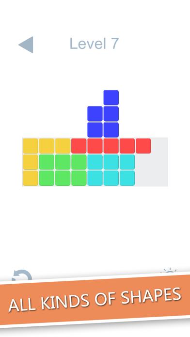 Block Puzzle Mania 2 : Colorful Puzzle screenshot four