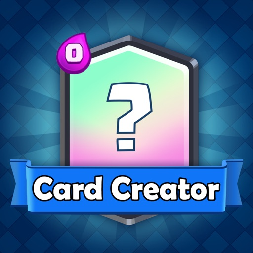 Card Maker for Clash Royale - Card Creator