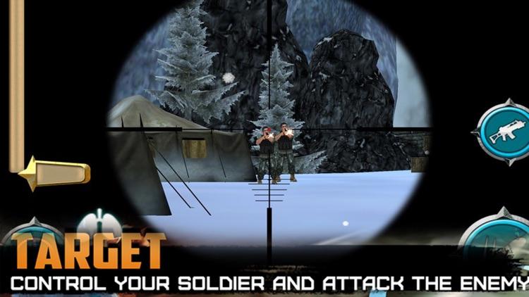 The Last Commando Gun Shooter 3D