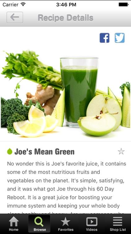 101 Juice Recipes screenshot-0