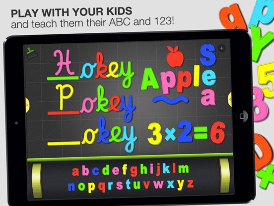 abc magnetic alphabet hd for kids app price drops