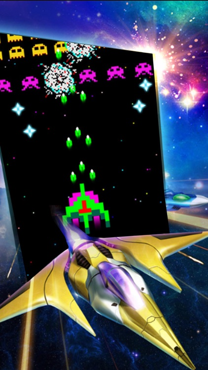 Galaxy Fighter Wars 3