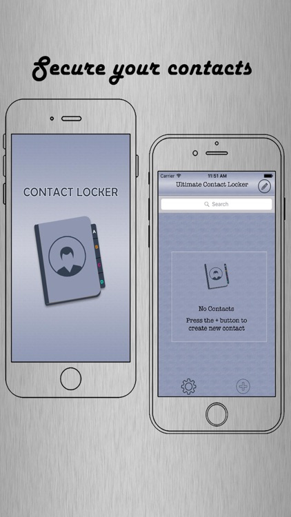 Contact Locker - Secure Your Contact
