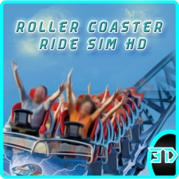 Roller Coaster Ride Sim HD 2017