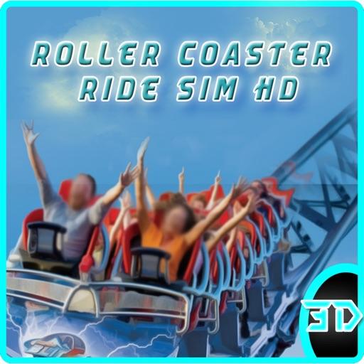 Roller Coaster Ride Sim HD 2017