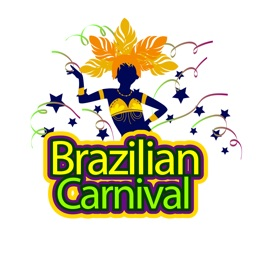 Brazilian Carnival - Brazil Sticker Pack