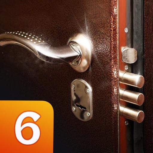 Escape Challenge 6:Escape The Room Games app logo