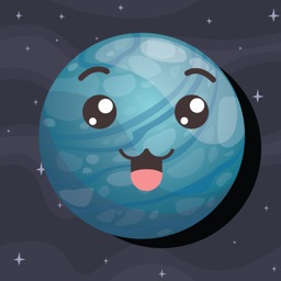 Sticker Me: Neptune Emotion