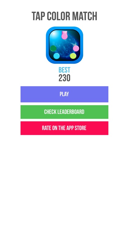 Tap Color Match screenshot-0