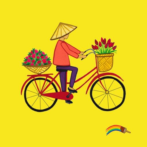 Vietnam by MarcyMoji