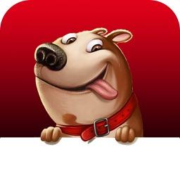 Dogmoji & Pitmoji - Cutest Emoji Dog Stickers