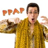 PPAP公式ステッカー (Lite ver.) by.PIKOTARO