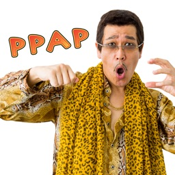 PPAP Official Stickers by.PIKOTARO