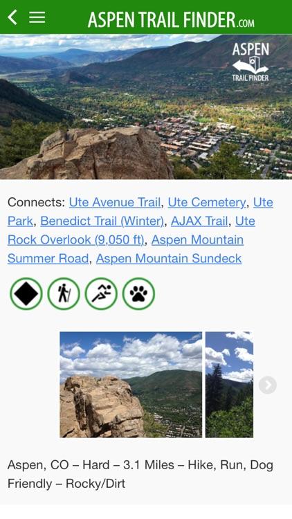 Aspen Trail Finder