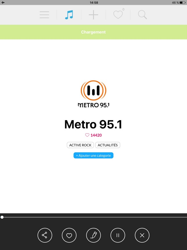 Radio Argentina on the App Store