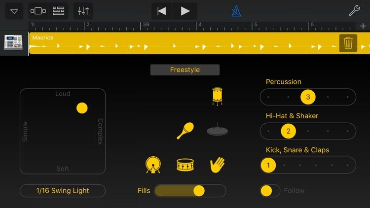 GarageBand screenshot-3