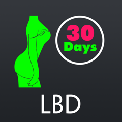 30 Day Little Black Dress Fitness Challenges