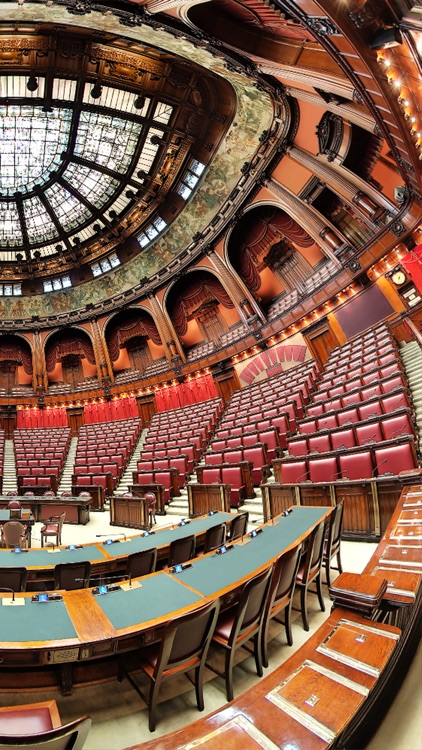 VR Italian Parliament in Rome Virtual Reality 360