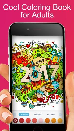 Kleurboek Voor Volwassenen In De App Store
