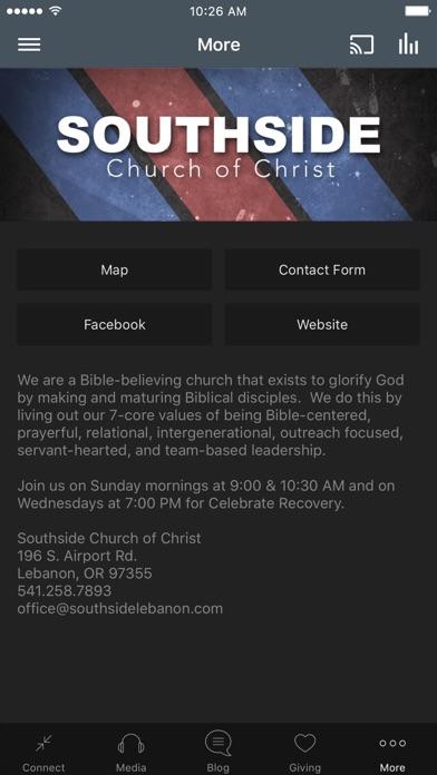 Southside Church of Christ screenshot 3