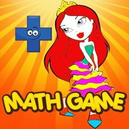Princess Easy Math Problems:1st Grade Home school