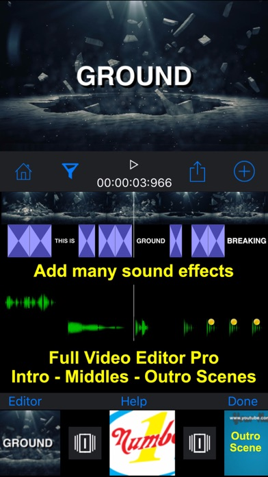 Intromovies intro maker designer for imovie app price drops screenshot 10 for intromovies intro maker designer for imovie maxwellsz
