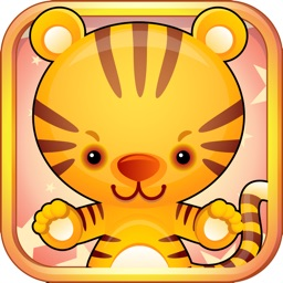 Cute Animals and Friends - Match 3 Puzzle Game
