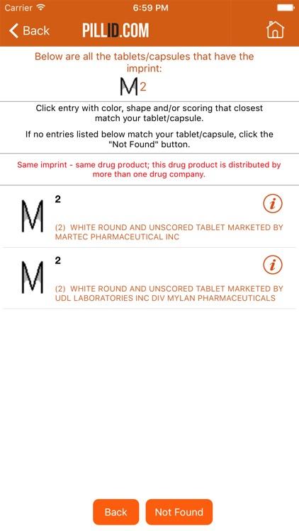 Pill Identification