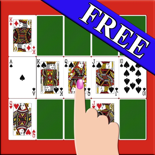 Poker Solitaire Card Game2