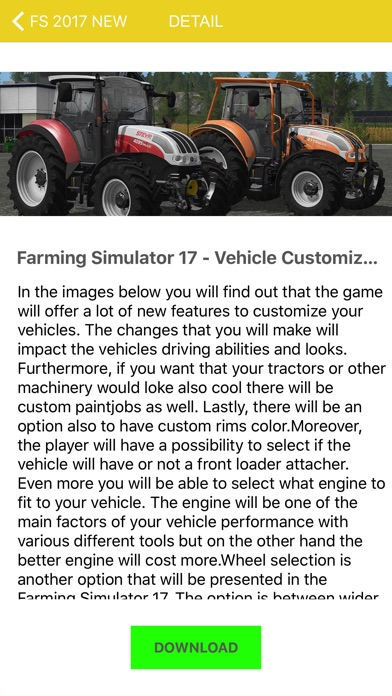 ダウンロード FS17 MOD - Mods For Farming Simulator 2017 -PC用