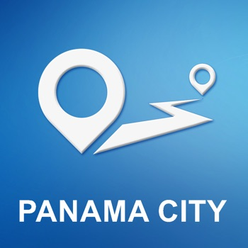 Panama City Offline GPS Navigation & Maps