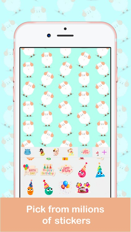 Pattern HD - Create the cutest wallpapers