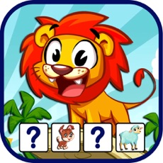 Activities of Animal Match Puzzle -Animal Games For Kids