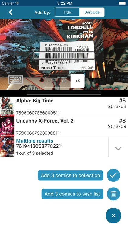 CLZ Comics - Comic Database screenshot-3