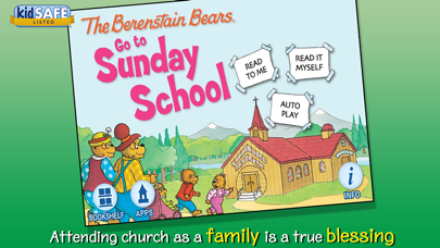 The Berenstain Bears Go to Sunday SchoolScreenshot of 1