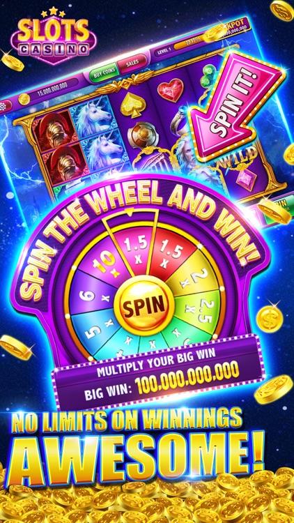 Slots Casino - Vegas Fortune King screenshot-3