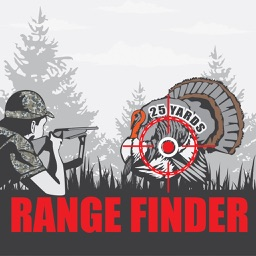 Range Finder for Turkey Hunting