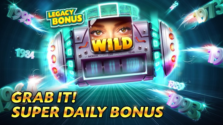 Caesars Slots – Slot Machine Games screenshot-3