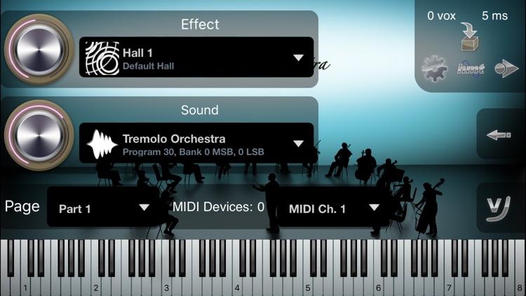 iSymphonic Orchestra screenshot-4