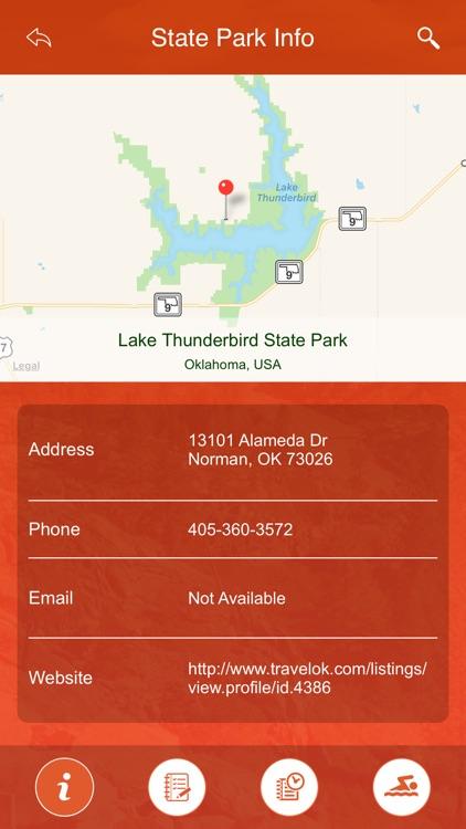 Oklahoma State Parks & Trails screenshot-3