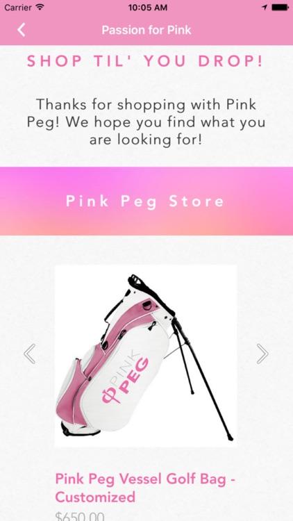 Pink Peg screenshot-3