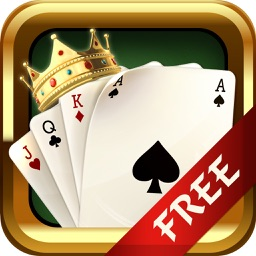 Freecell Solitaire-Puzzle and Free Poker Game
