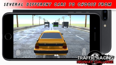 A High Speed City Chase - The Racing Driving Game screenshot four
